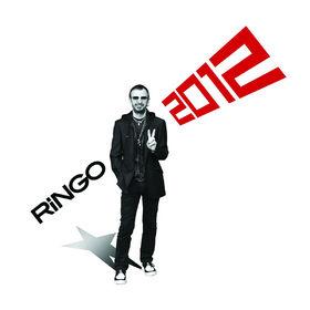 Ringo Starr, Ringo 2012, 00602527937885