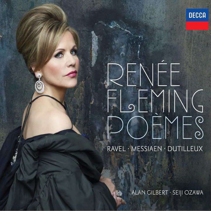 Poemes: Fleming,Renee/OPRF/Gilbert,Alan/ONF/Ozawa,Seiji