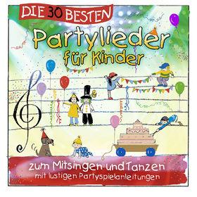Die 30 besten..., Die 30 besten Partylieder für Kinder, 04260167470405
