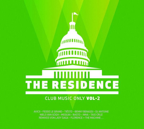 The Residence, club music only vol. 2 – jetzt schon vorbestellen!!!