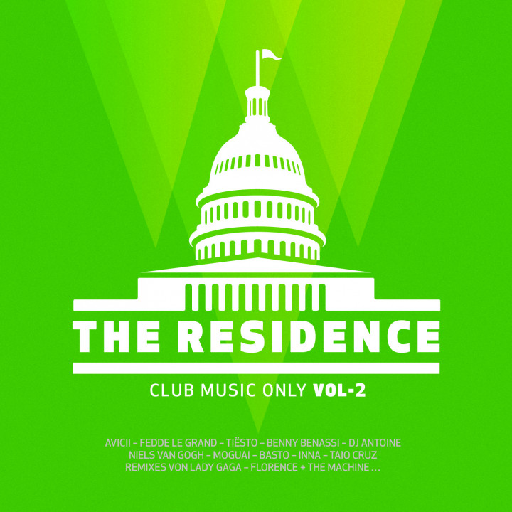 The Residence 2 Cover
