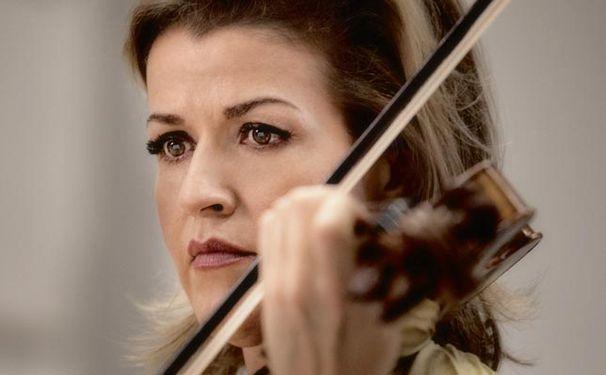 Anne-Sophie Mutter, Anne-Sophie Mutter mit Mendelssohns Violinkonzert bei Arte Maestro