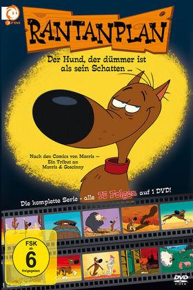 Rantanplan, Rantanplan - die komplette Serie (75 Ep.), 00602527902456