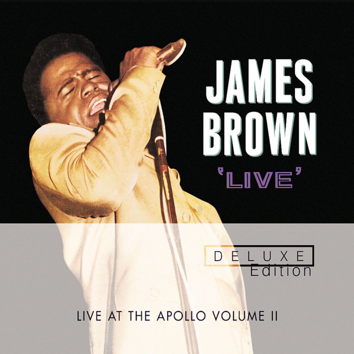 Live At The Apollo - Volume Two (Deluxe)