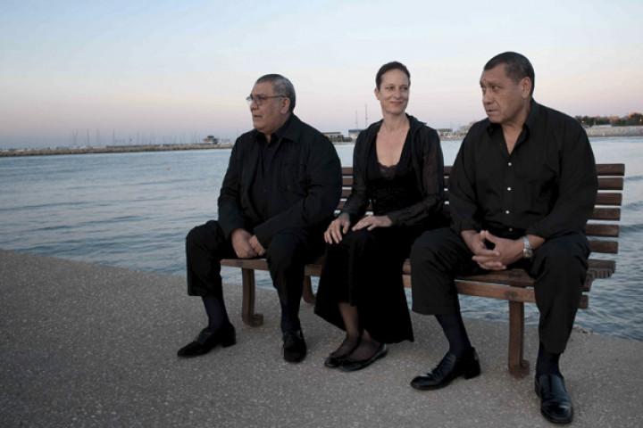 Dino Saluzzi, Anja Lechner, Felix Saluzzi c Andrea Boccalini / ECM Records