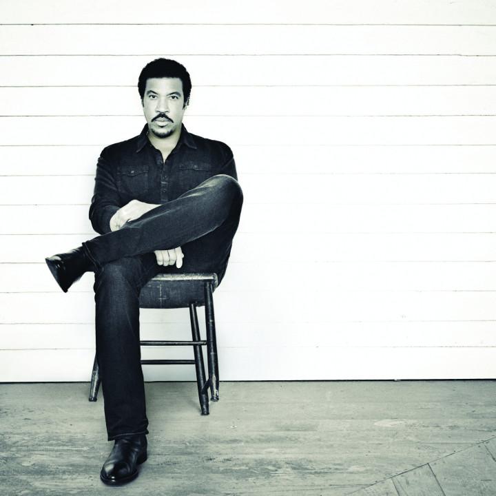 Lionel Richie Pressefoto 03 2012