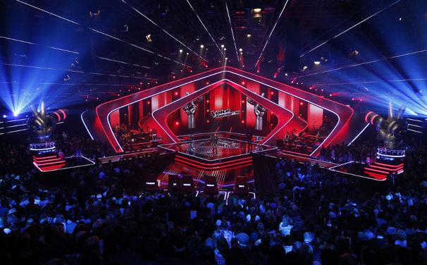 The Voice Of Germany, Die erste Live-Show: Der Live-Wahnsinn hat begonnen