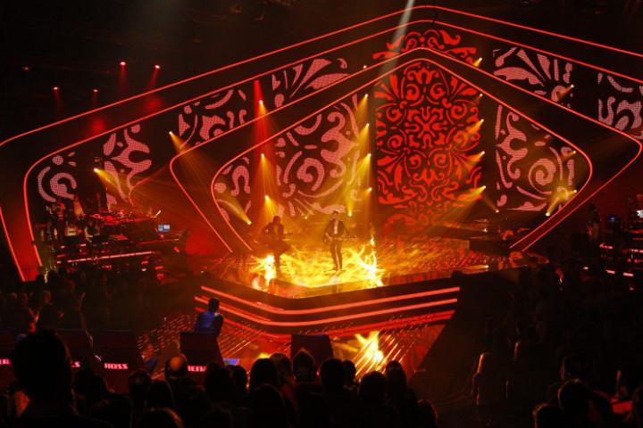 The Voice zweite Live-Show