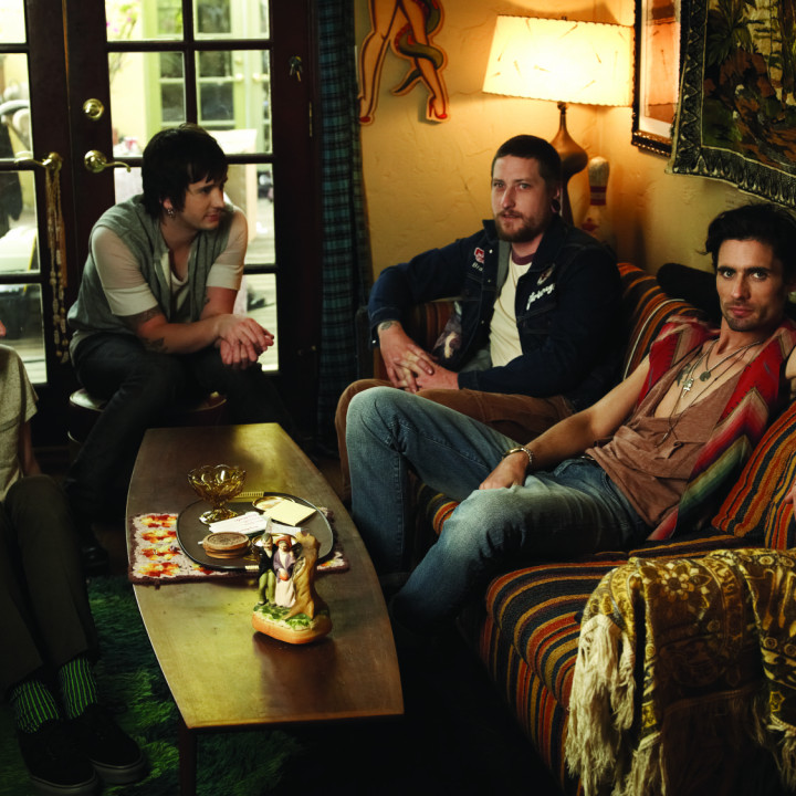 The All American Rejects Pressefoto 01 2012