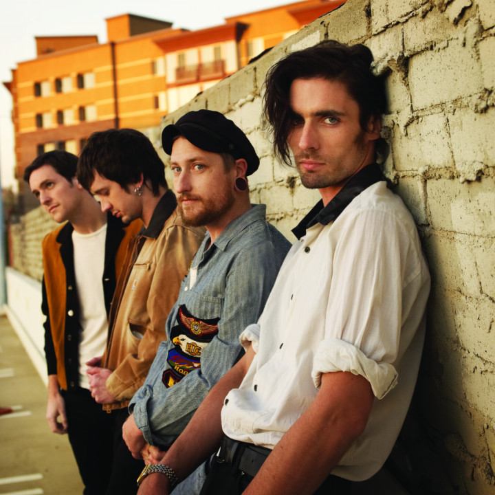 The All American Rejects Pressefoto 02 2012