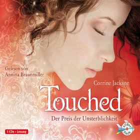 Corinne Jackson, Touched - Der Preis der Unsterblichkeit, 09783867422291