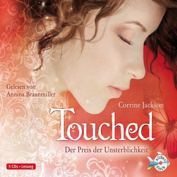 C. Jackson: Touched - Der Preis d. Unsterblichkeit: Freche Mädchen