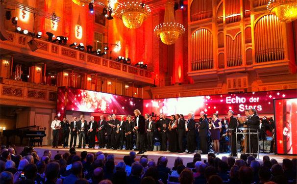 ECHO Klassik - Deutscher Musikpreis, Verleihung des ECHO Klassik 2012 wieder im Konzerthaus Berlin
