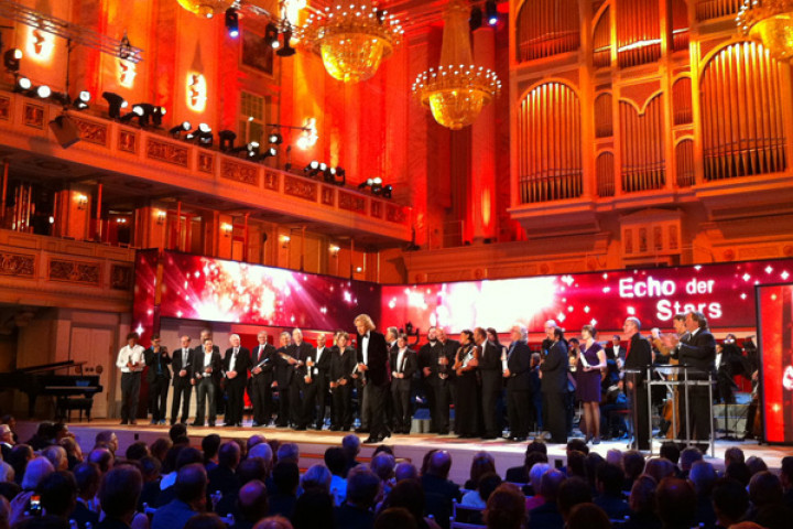 Echo Klassik im Konzerthaus Berlin