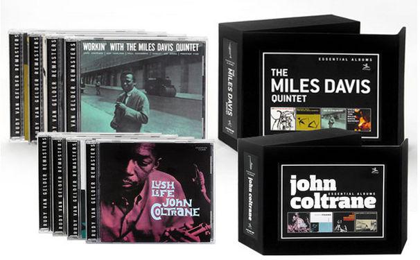 John Coltrane, The Essential Albums: Das Beste eingeboxt