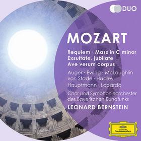 Duo, Mozart: Requiem; c-Moll Messe; Exultate, Jubilate; Ave verum corpus, 00028947799962
