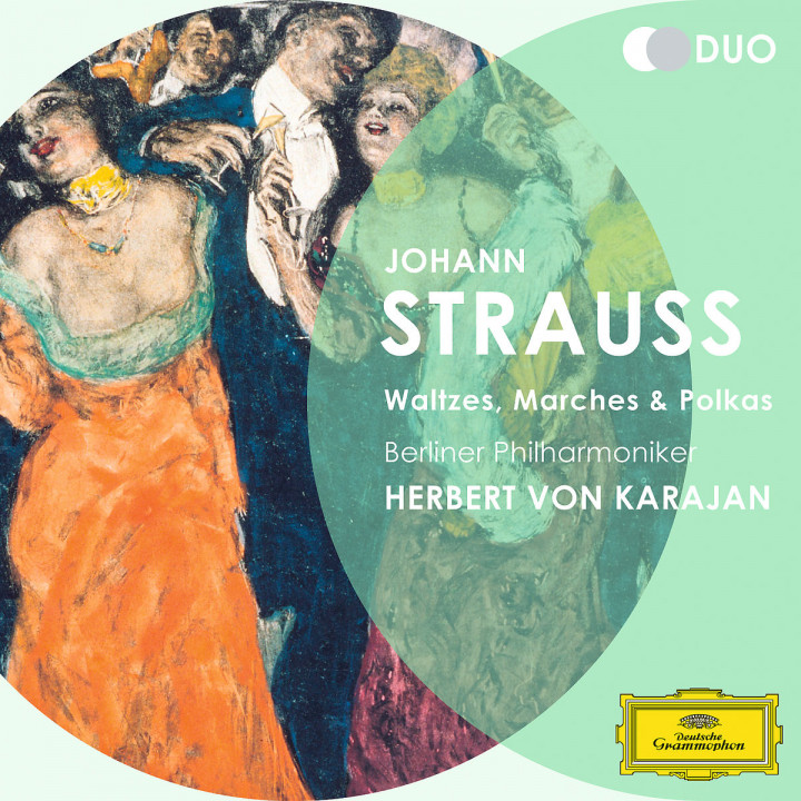 Strauss II., J.: Waltzes, Marches and Polkas