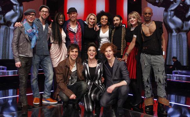 The Voice Of Germany, Die vierte Live-Show: Ausnahmslos großartige Darbietungen