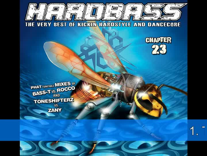 Hardbass Chapter 23 - Minimix CD 2