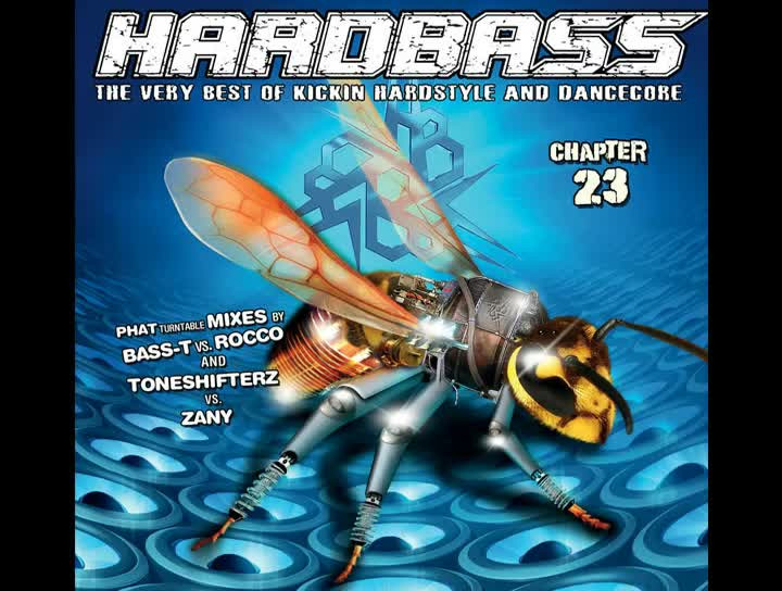 Hardbass Chapter 23 - Minimix CD1
