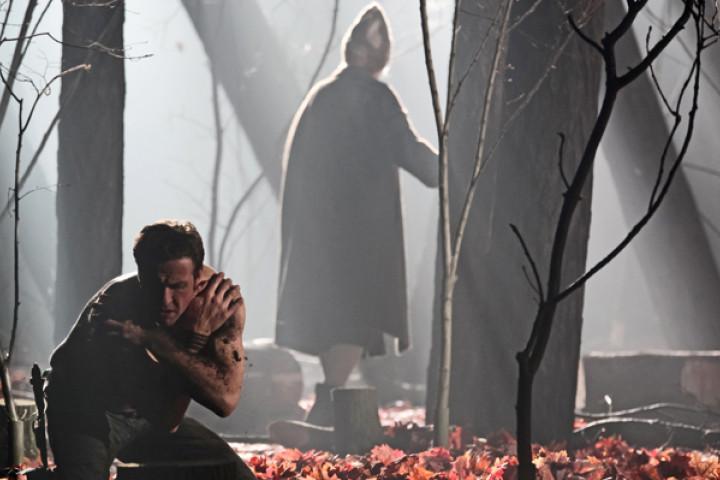 """Vincent Wolfsteiner als Max in """"Der Freischütz"""""""