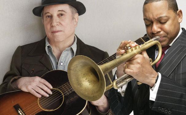 Paul Simon, Poplegende trifft Jazzpapst - Paul Simon & Wynton Marsalis