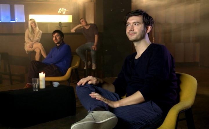 """MIA. Interview zu """"Tacheles"""" beim """"Fallschirm""""-Videodreh"""