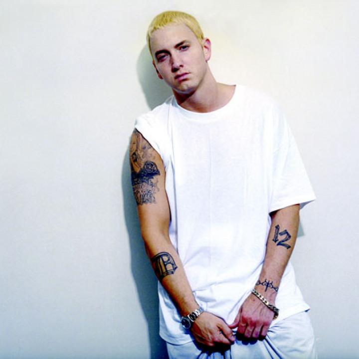 Eminem – Pressefoto 2003 − 01
