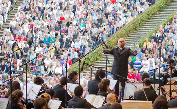 Daniel Barenboim, Der große Beethoven-Countdown 2012 - Teil 5