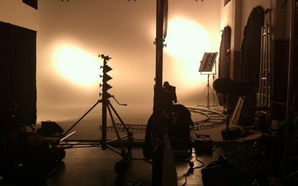 Glasperlenspiel, Neue Single Ich bin ich: Caro und Daniel beim Videodreh