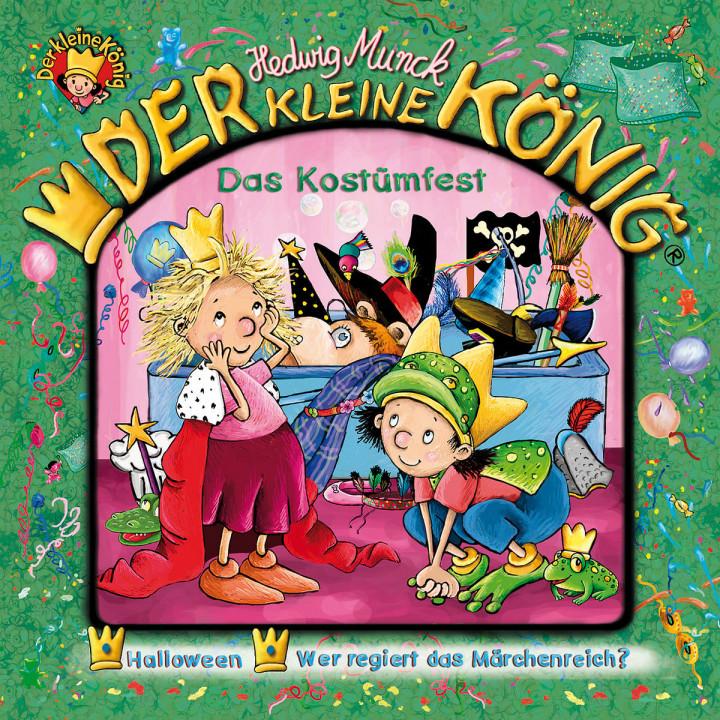 27: Das Kostümfest: Der kleine König
