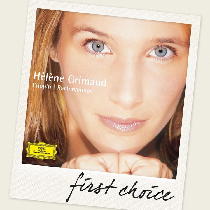 Sonate 2 op.35/Barc./Berc./Sonate 2 op.36/+ (FC): Grimaud,Helene