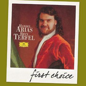 Bryn Terfel, Handel: Arias, 00028947799658