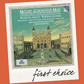 Barbara Bonney, Mozart: Coronation Mass; Exsultate, jubilate; Vesperae solennes, 00028947799672