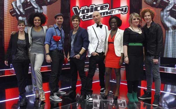 The Voice Of Germany, Die fünfte Live-Show: Das war das Viertel-Finale
