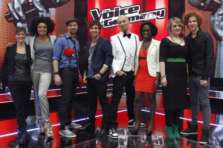 The Voice of Germany Fünfte Live-Show