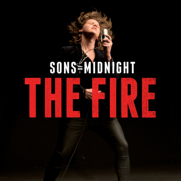 Sons of Midnight the fire cover