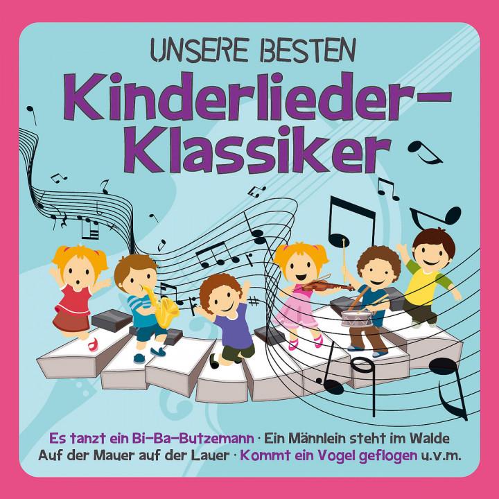 Unsere Besten Kinderlieder: Kinderlieder-Klassiker: Familie Sonntag