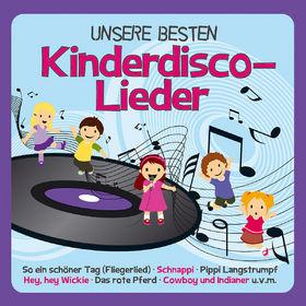 Familie Sonntag, Unsere besten Kinderdisco-Lieder, 00602527889818