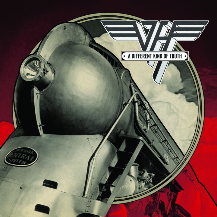 Van Halen Cover A Different Kind Of Truth