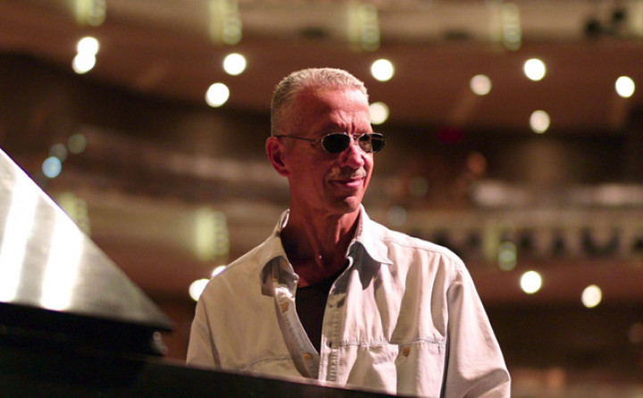 Keith Jarrett in Rio 2011 c Daniela Yohannes