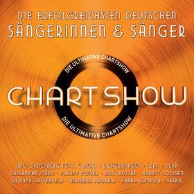 Die Ultimative Chartshow, Die ultimative Chartshow - Deutsche Sängerinnen & Sänger, 00600753377895