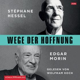 Stéphane Hessel, Wege der Hoffnung, 09783899033717