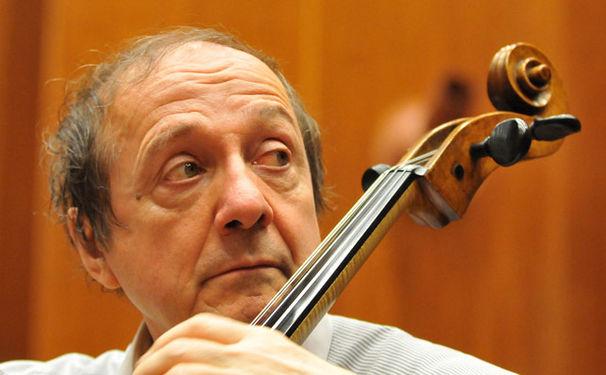 Miklos Perenyi, Miklós Perényi spielt Britten, Bach und Ligeti
