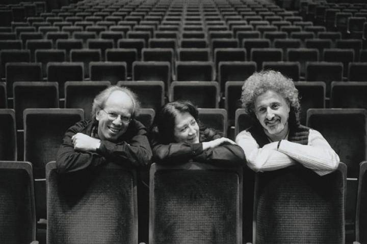 Martha Argerich, Gidon Kremer & Misha Maisky