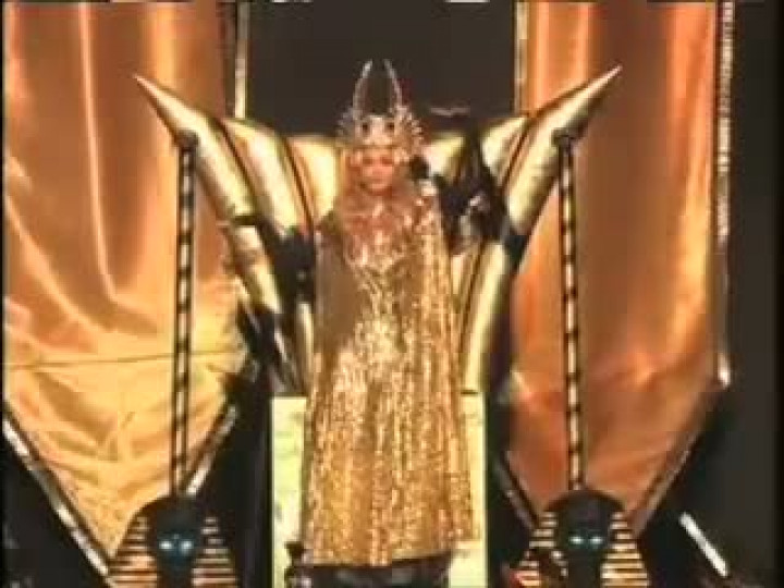 Madonna Super Bowl Performance