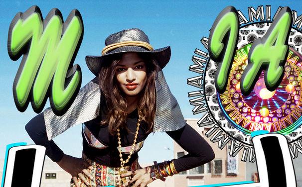 M.I.A., Bad Girls gehört zu den Lieblingen des Rolling Stone