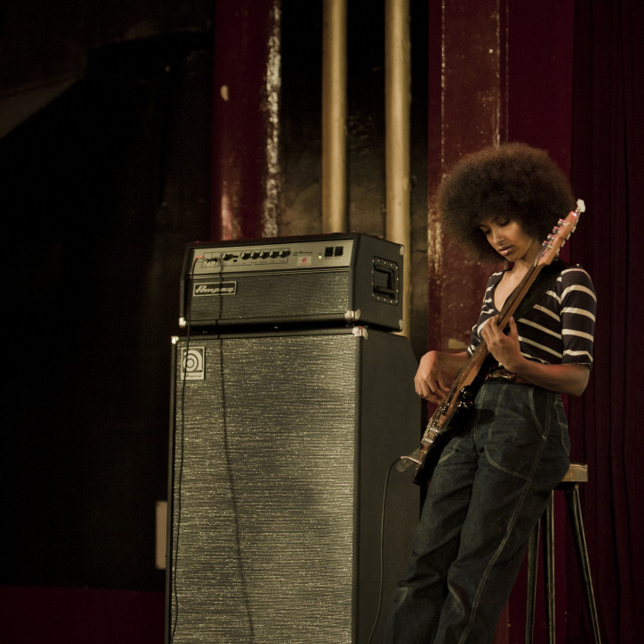 Esperanza Spalding Photo by Carlos Pericas Courtesy of Montuno
