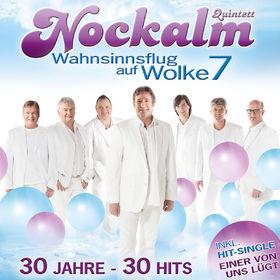 Nockalm Quintett, Wahnsinnsflug auf Wolke 7, 00602527938387