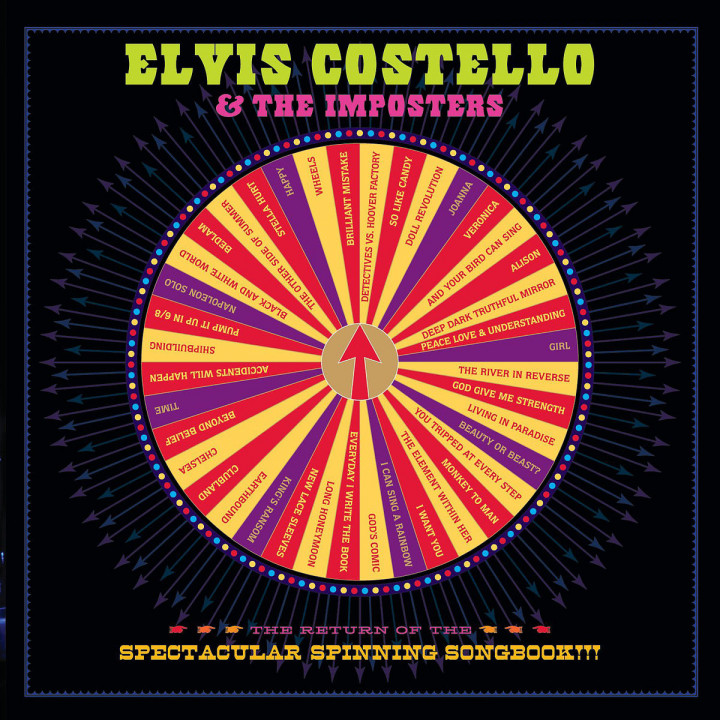 The Return Of The Spectacular Spinning Songbook